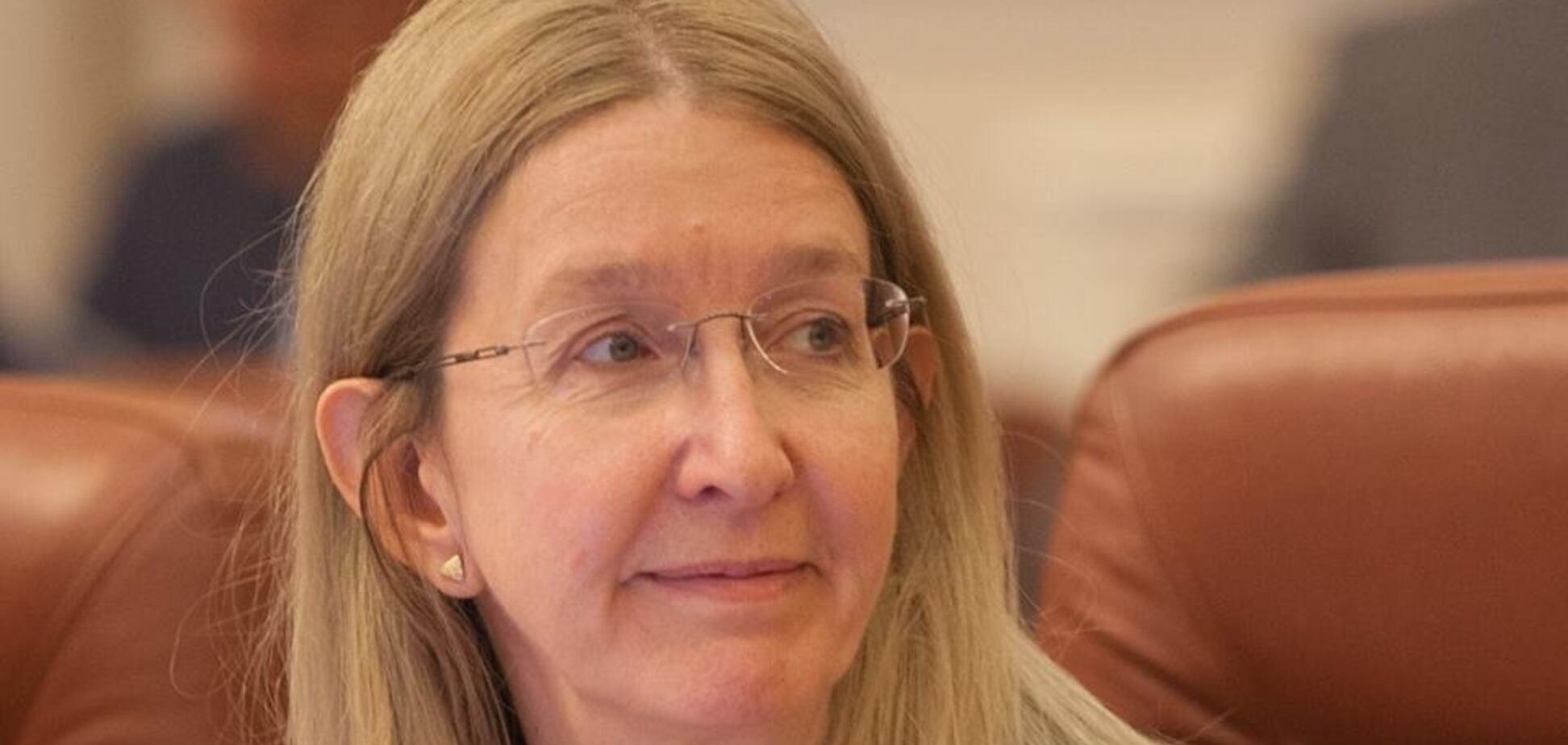 Суд запретил Супрун руководить Минздравом