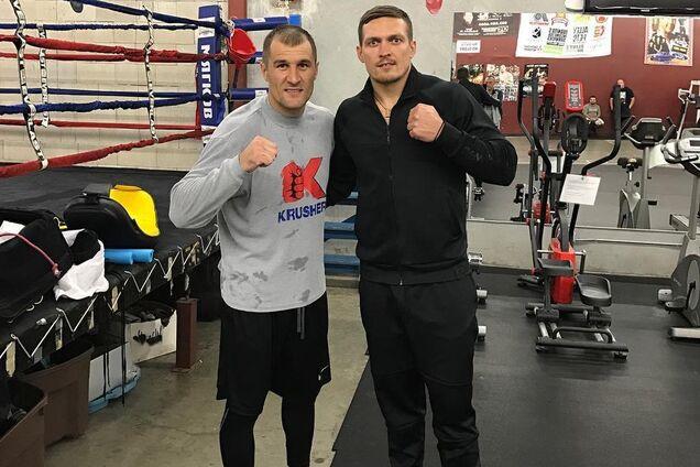 Ковалев и Усик