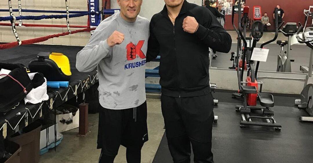 ''Cтоял в парах и понял'': сильнейший боксер России рассказал о последствиях ''драки' с Усиком