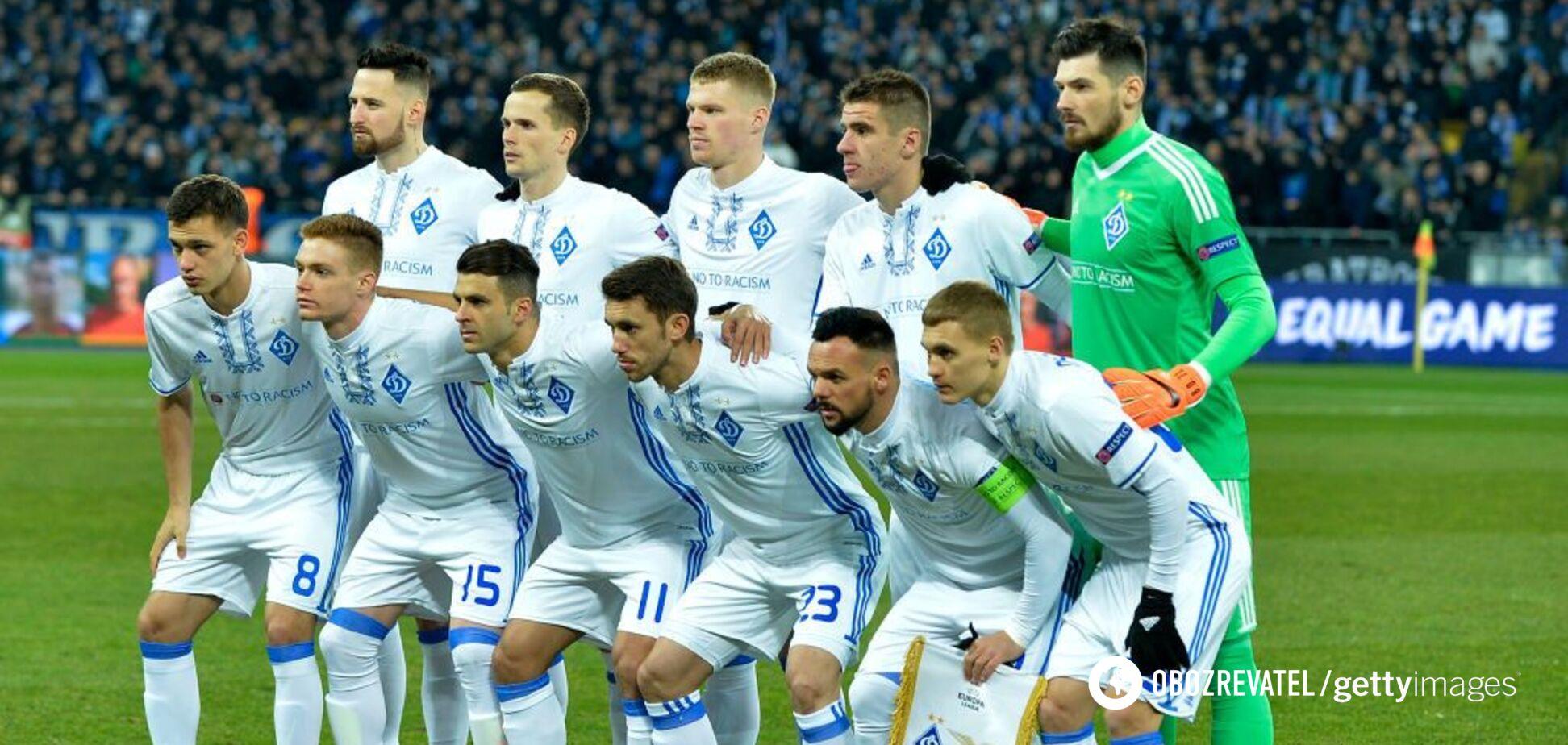 Олимпиакос – Динамо: последние новости перед матчем 1/16 финала Лиги Европы