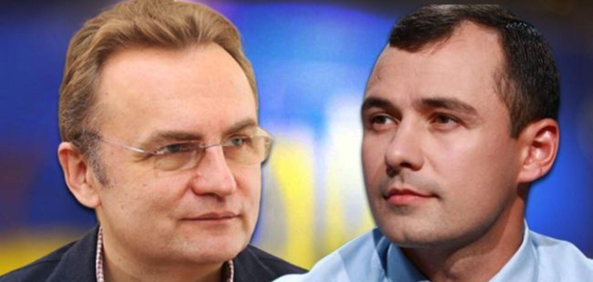 ''Самопоміч'' и ''Демальянс'' договорились о поддержке самого рейтингового кандидата в президенты