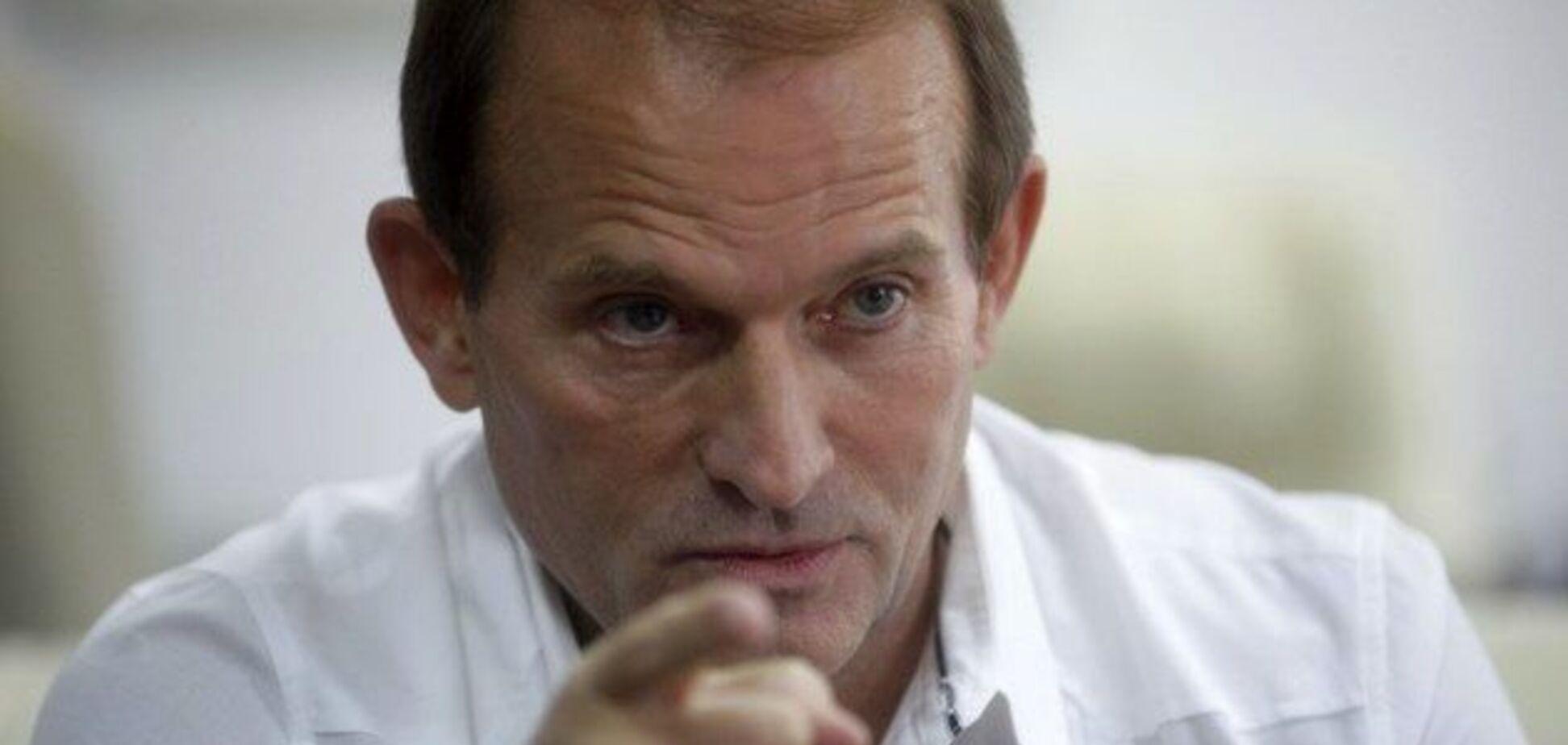 Що чекає на Медведчука через скандальну ідею щодо Донбасу: озвучений прогноз