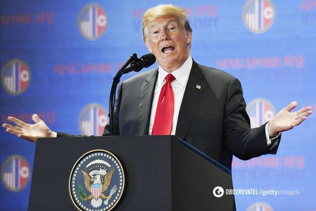 ''Построим из людей!'' Трамп резко высказался о стене