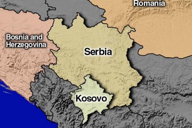 Косово погодилося віддати території Сербії
