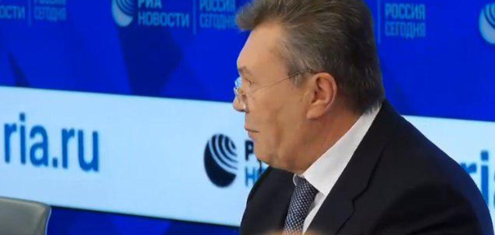 Хто винен у втраті Криму: Янукович зробив гучну заяву