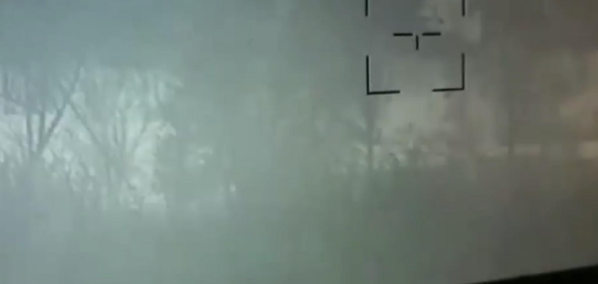 ''Есть попадание!'' ВСУ уничтожили боевую машину ''Л/ДНР'' вместе с экипажем. Видеофакт