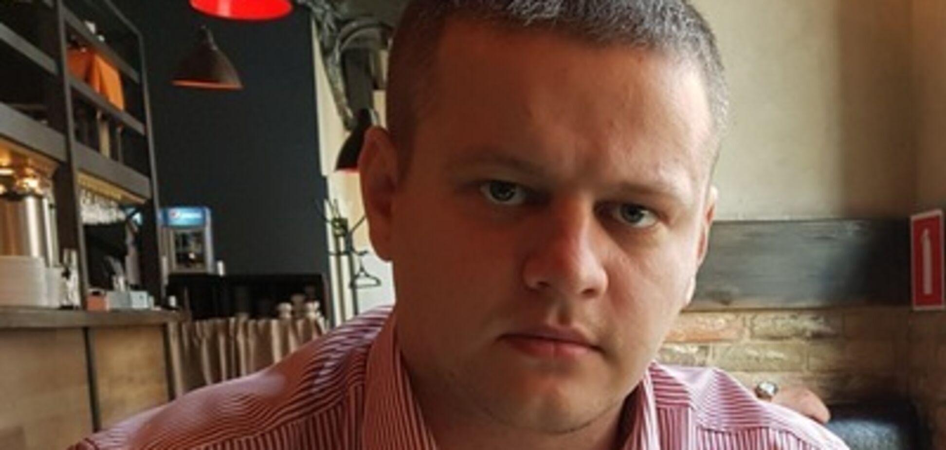 ''Укропам нужно море крови'': потерявший семью при пожаре в Кемерово Востриков ополчился на Украину