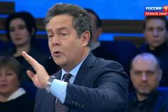 Пропагандист Путина устроил скандал с украинцем на росТВ
