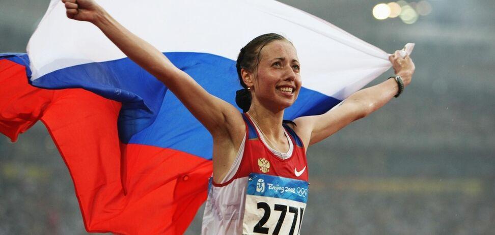 Знаменита спортсменка з Росії позбавлена всіх медалей чемпіонату світу