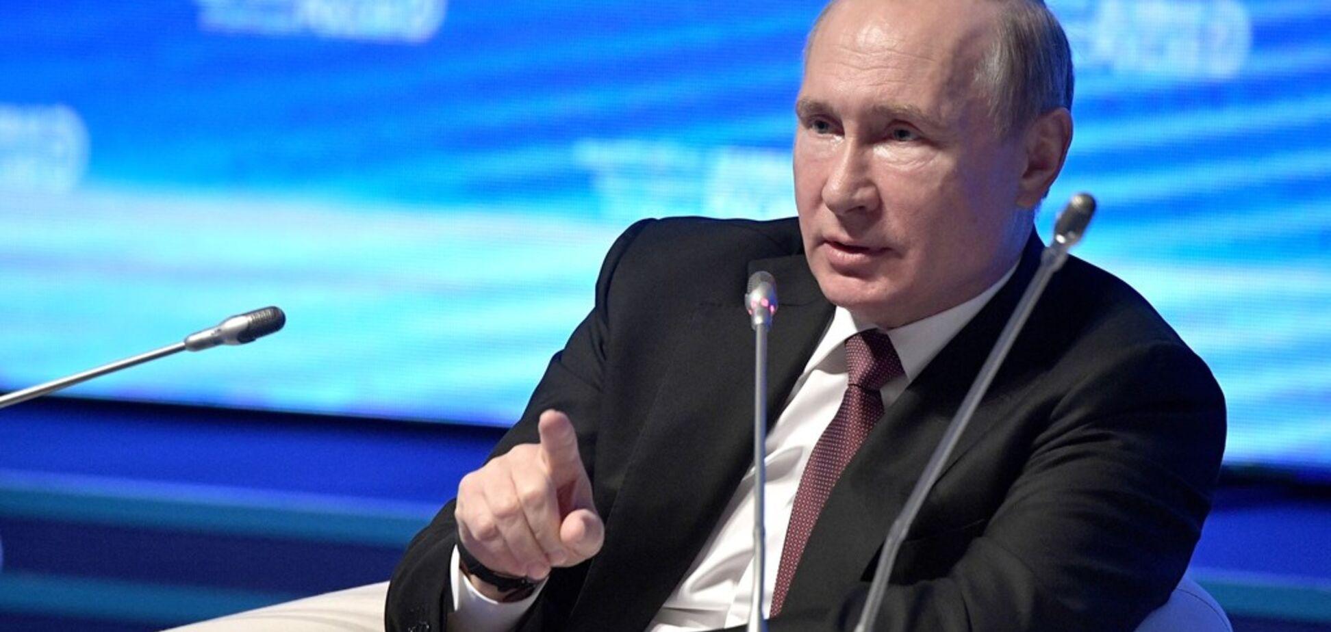 ''Путін згине'': з'явився прогноз щодо майбутнього Росії