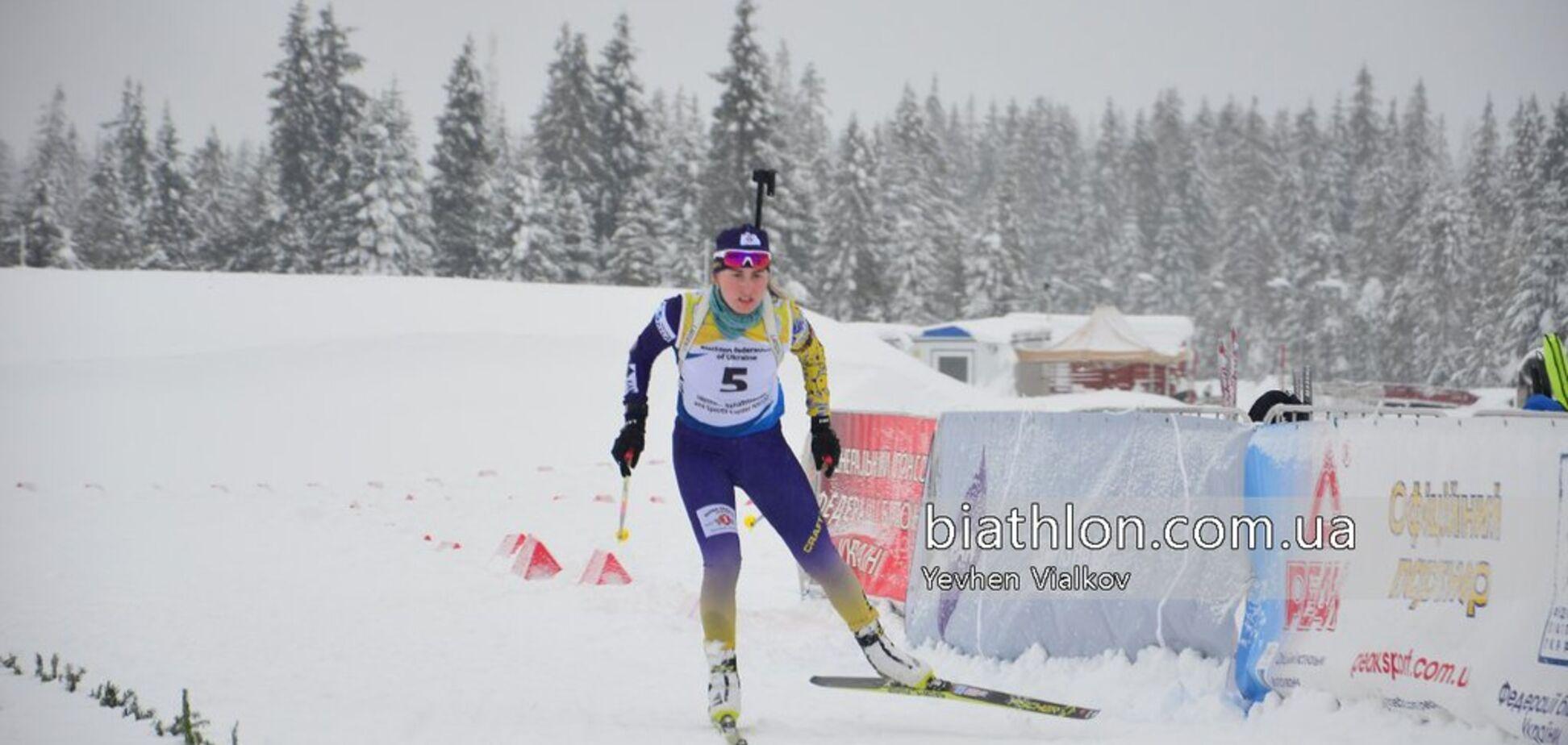 Офіційно: російська біатлоністка виступатиме за Україну
