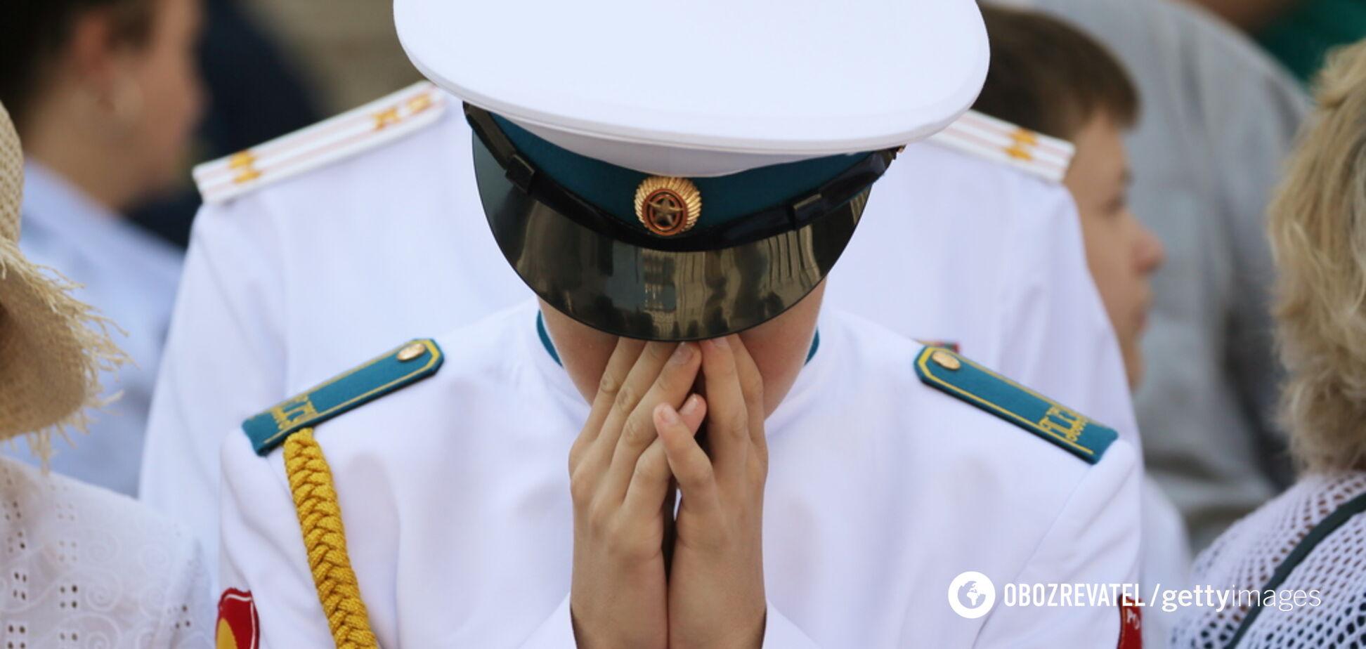 ''Спустили собак!'' У Росії знайшли винних у зараженні суворовських курсантів