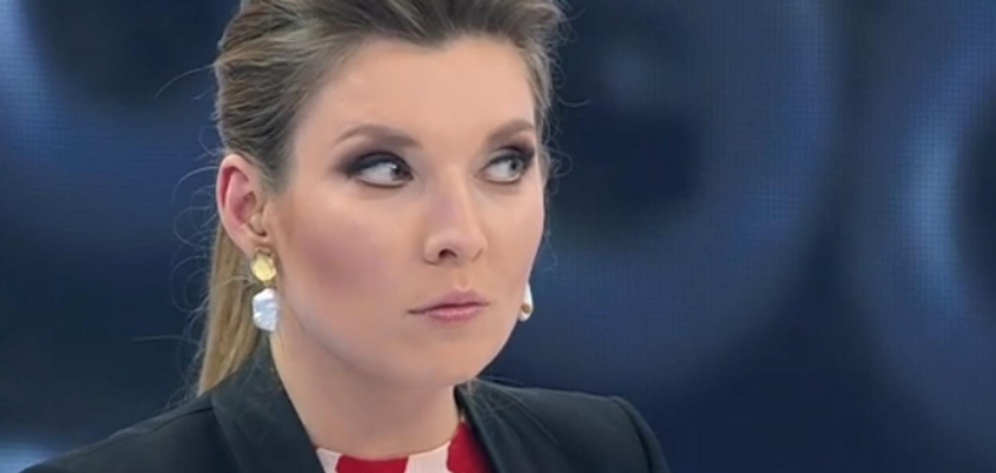 ''Ветеран'' із дитсадка: пропагандистка Путіна осоромилася в прямому ефірі