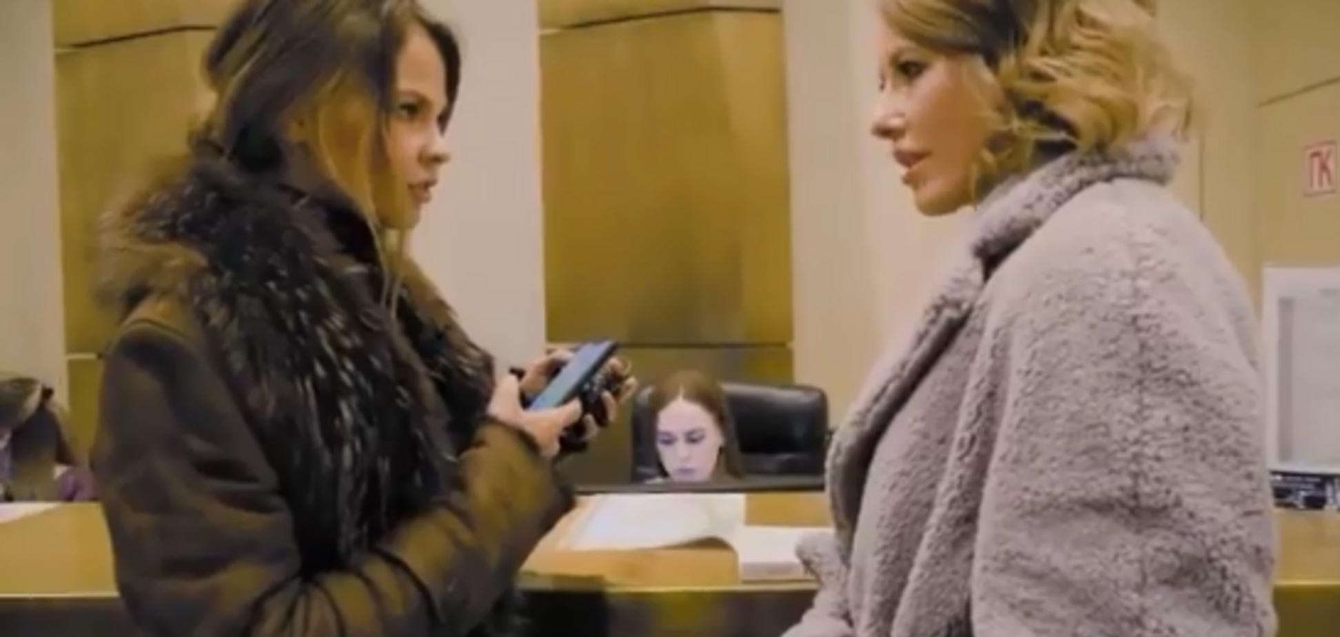 ''Откуда бабло?!'' Рыбка призналась Собчак в покровительстве Лукашенко. Видео