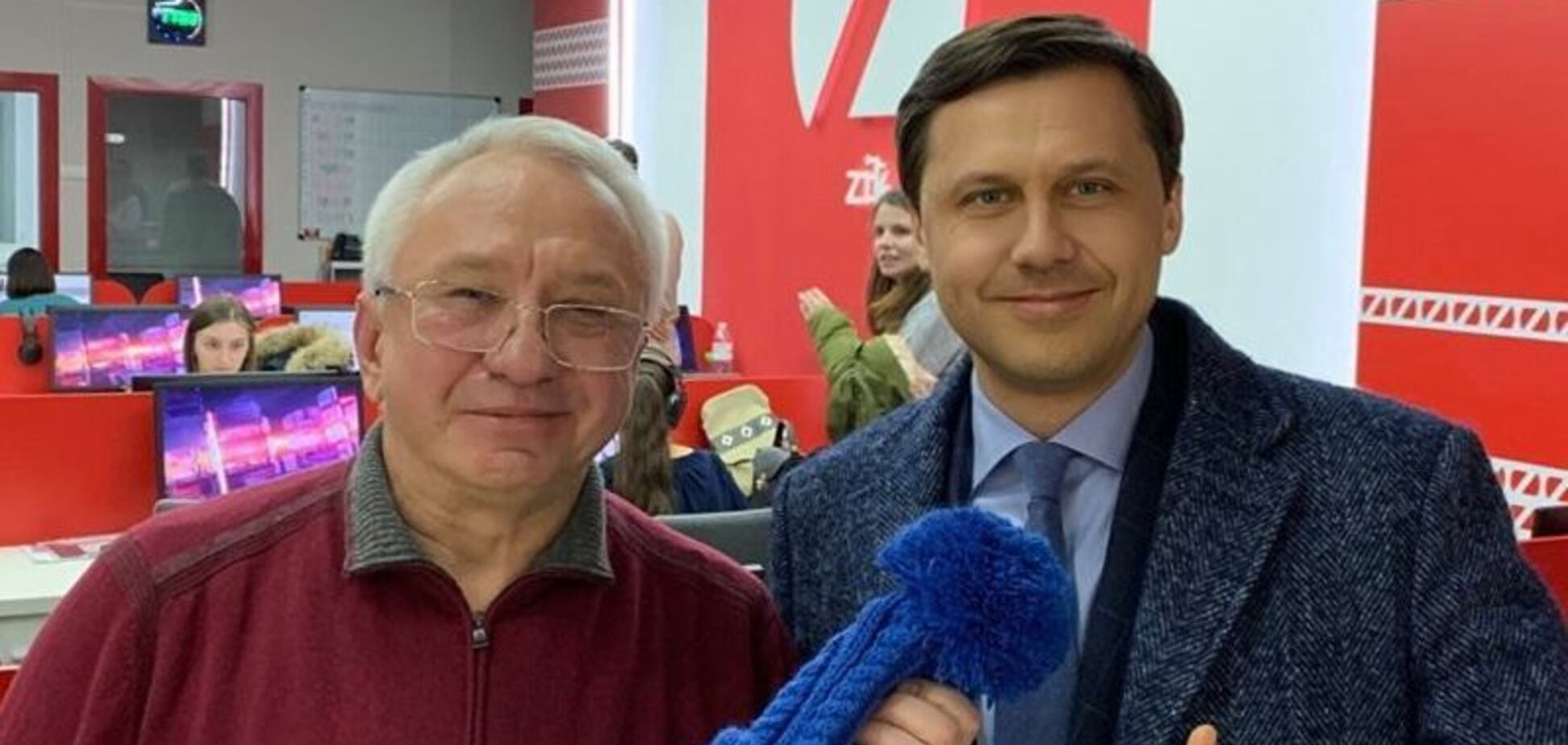 'Синешапочник!' Кучеренко подловили на связи со скандальным кандидатом в президенты