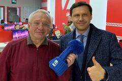'Синьошапочник!' Кучеренка підловили на зв'язку зі скандальним кандидатом у президенти