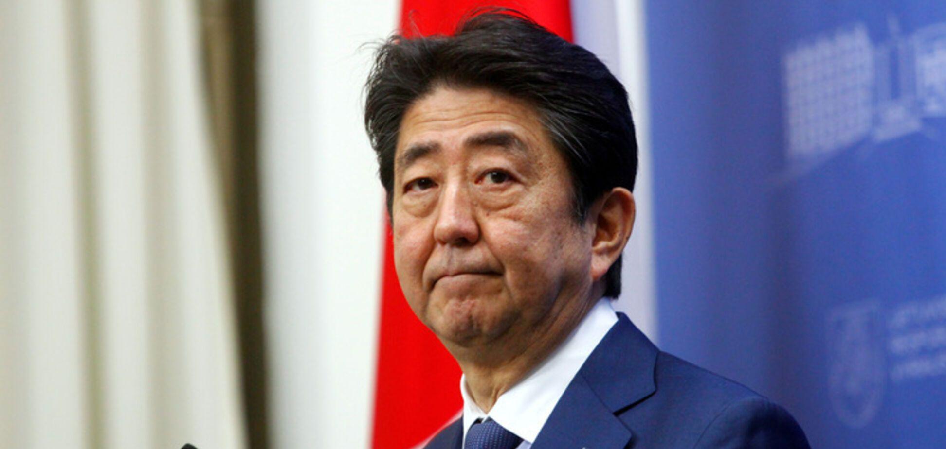 ''Увидел лобок Матвиенко'': украинская журналистка высмеяла японского гостя Путина