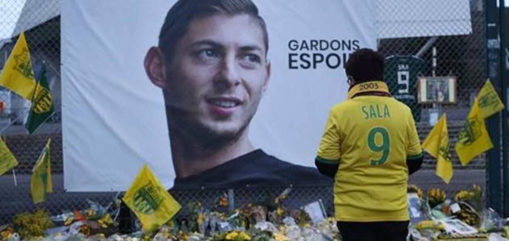 Опознано тело, поднятое из обломков самолета с пропавшим футболистом