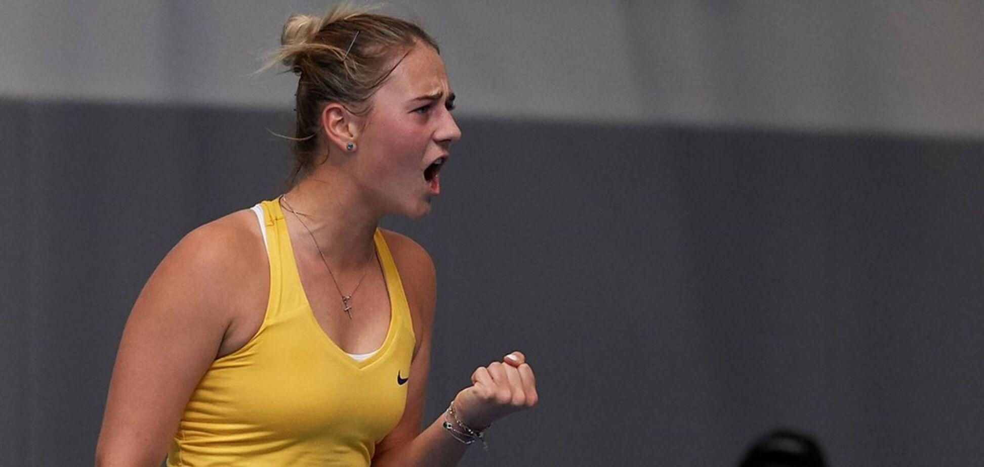 Украинки добыли феерическую победу на теннисном Кубке Федерации