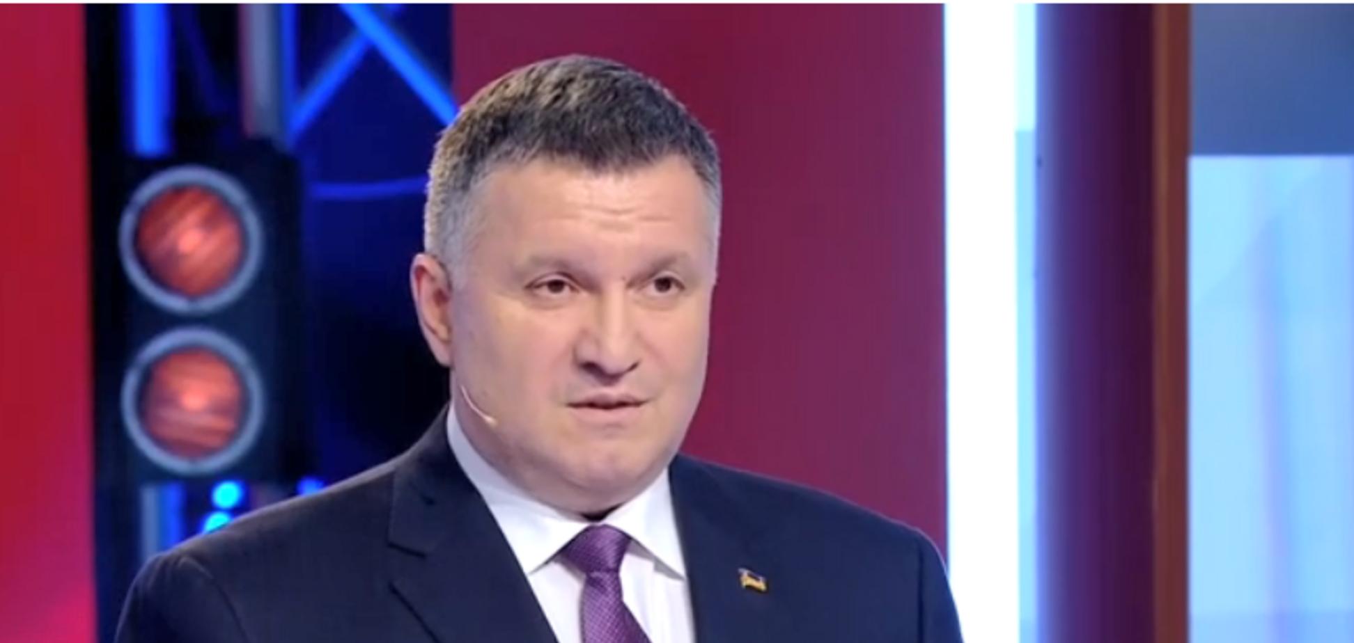 Аваков: штабы двух кандидатов в президенты уличили в нарушениях