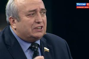 Сенатор России выдал новую версию оккупации Крыма