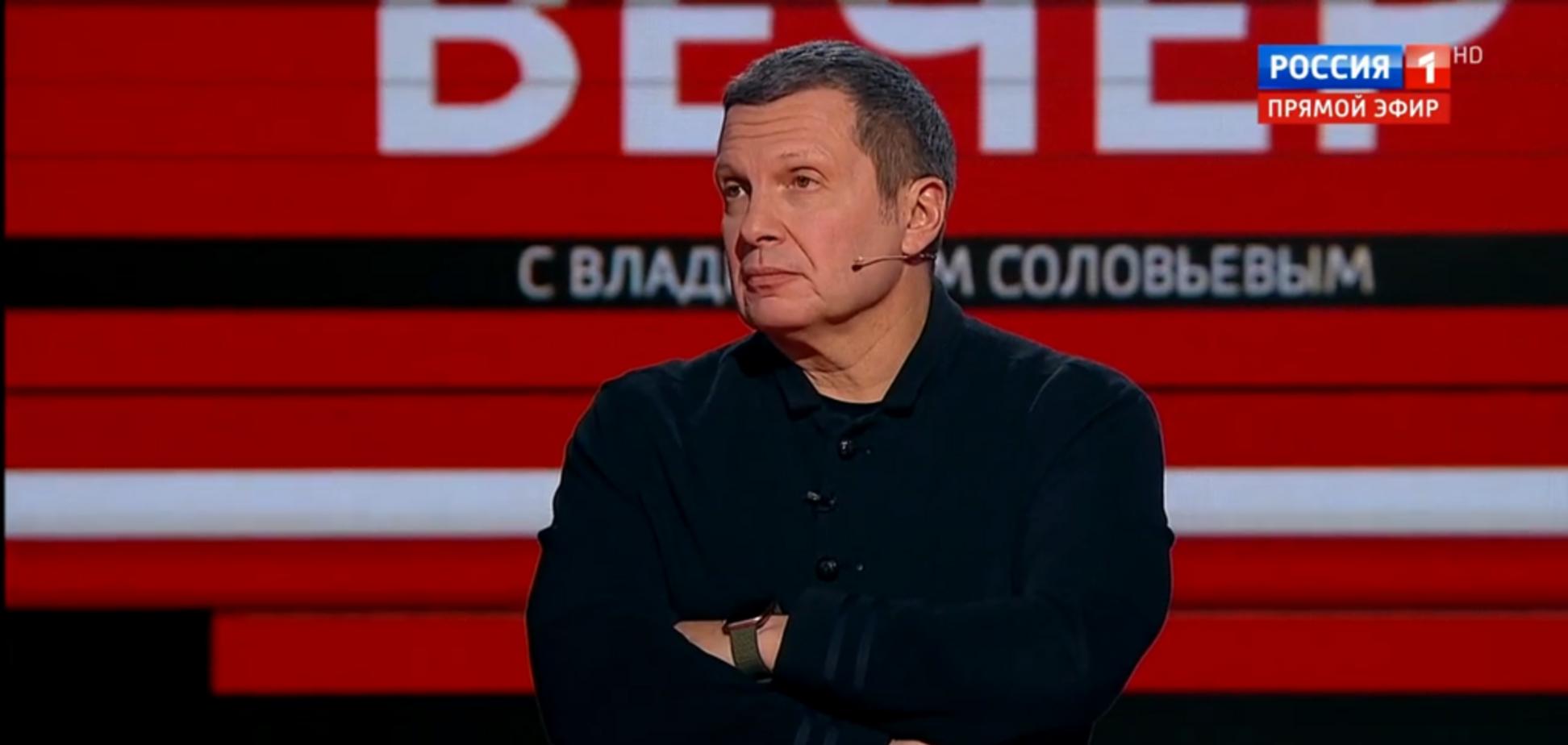 Соловйов поскаржився на дороге життя в Росії