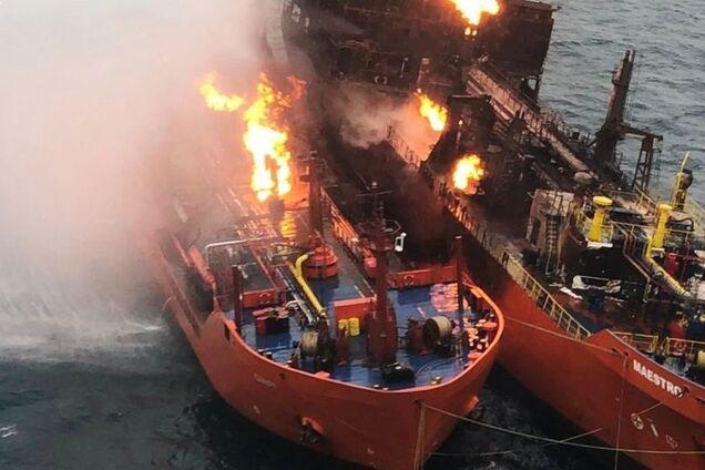 Гарячі танкери в Чорному морі
