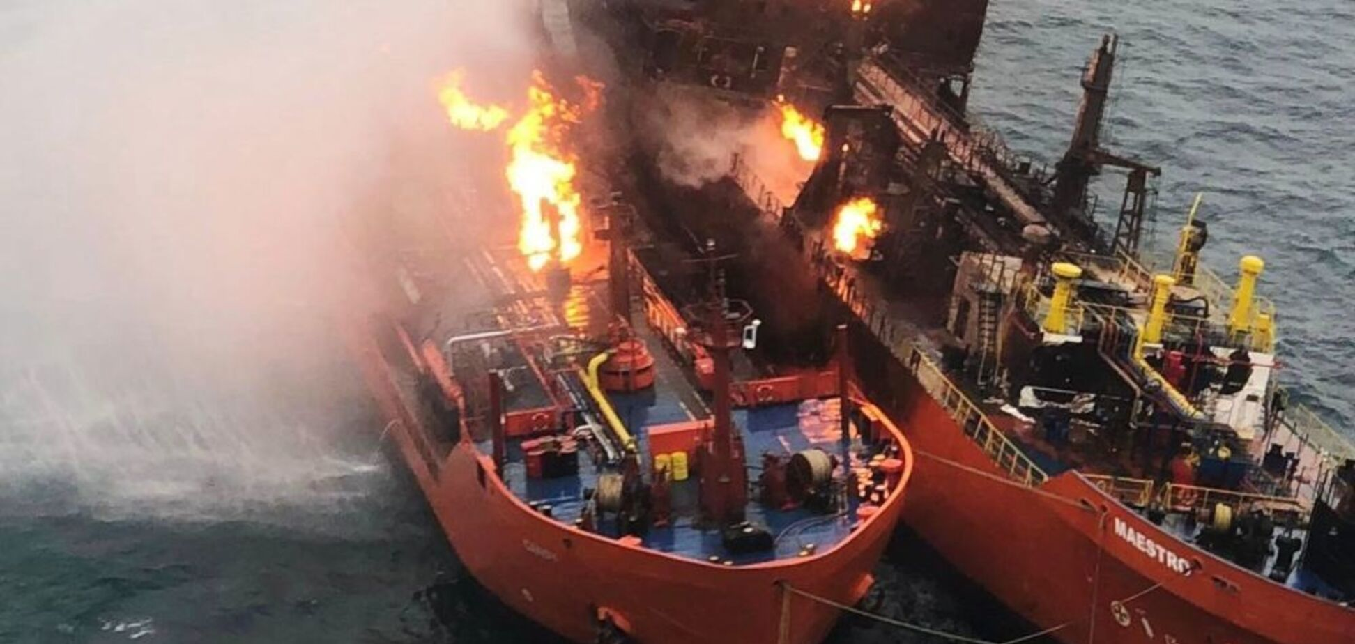 Катастрофа з танкерами в Чорному морі: на окупантів насувається нова біда