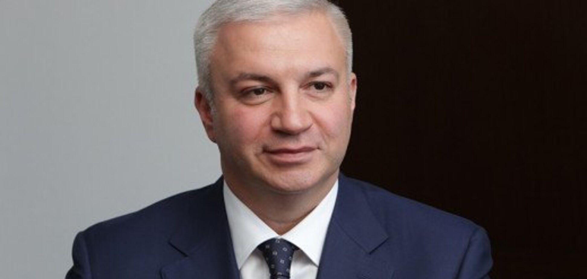 Голова правління ПАТ 'Аграрний фонд' Андрій Радченко: ''При ''розтраті'' дохід не зростає на 57% в рік''