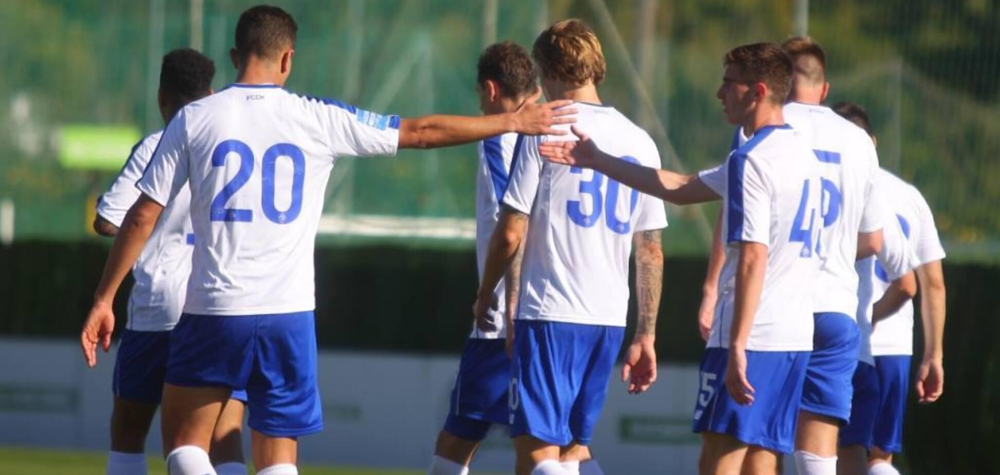 'Динамо' победило в последнем матче перед Лигой Европы