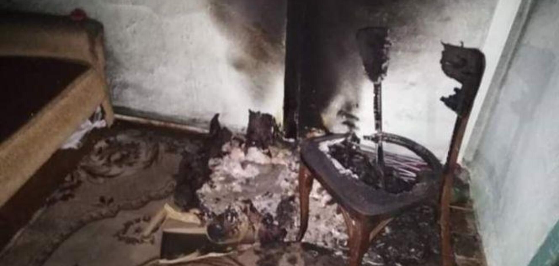 Мати залишила одних: на Вінниччині двоє малюків загинули через обігрівач