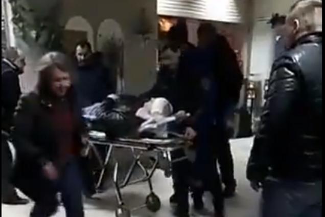 В РФ отцу хоккеиста прострелили голову во время матча