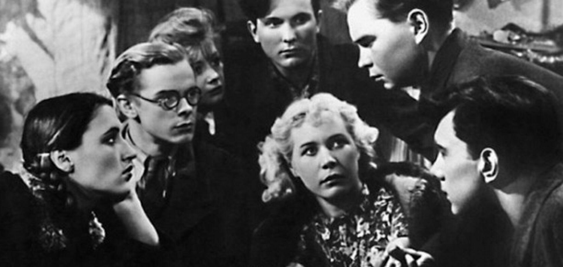 'Молодая гвардия' - история, которой не было