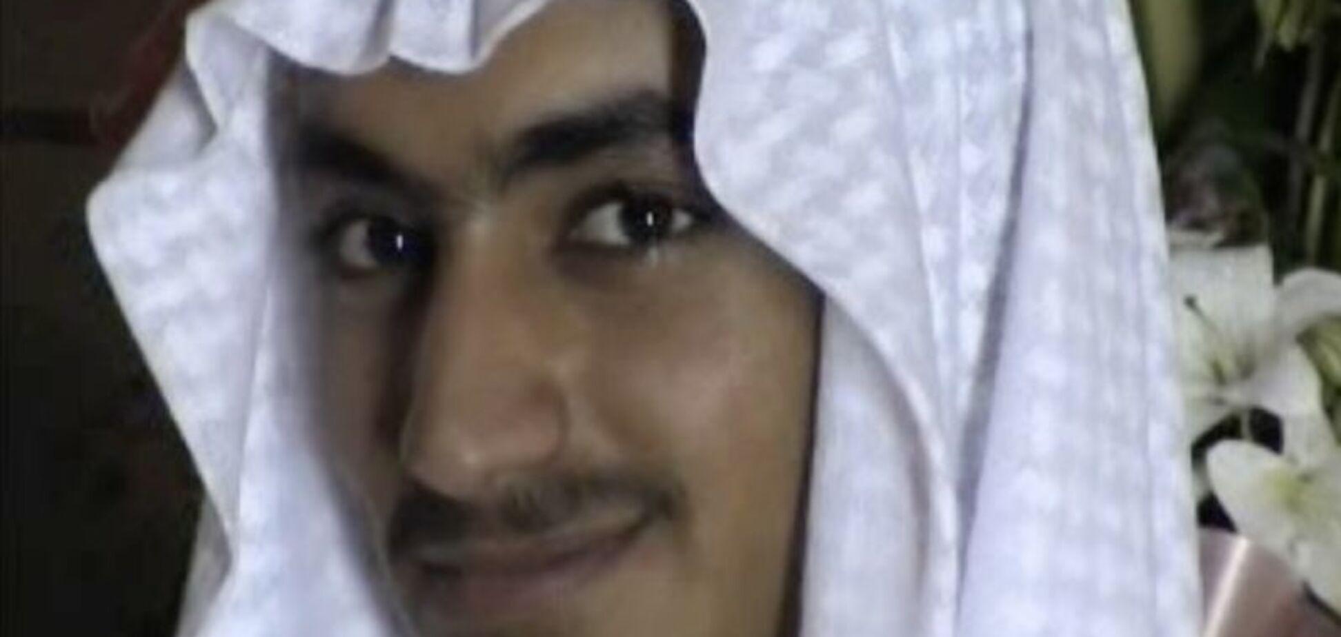 $1 млн за голову: в США призначили винагороду за сина Усами бен Ладена