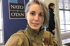 'С войны можно прийти, но невозможно вернуться': знаменитая украинка-волонтер выступила с мощной речью в НАТО
