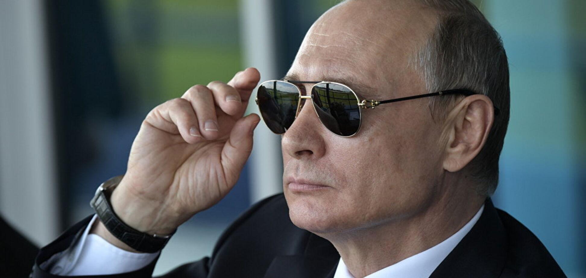 'Стільки не витрачають і арабські шейхи': російський журналіст жорстко розніс Путіна