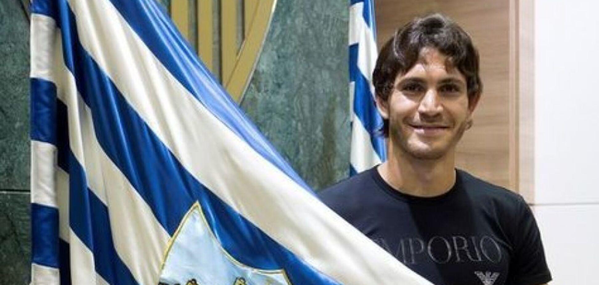 Новичок сборной Украины? Известный аргентинский футболист получает наш паспорт