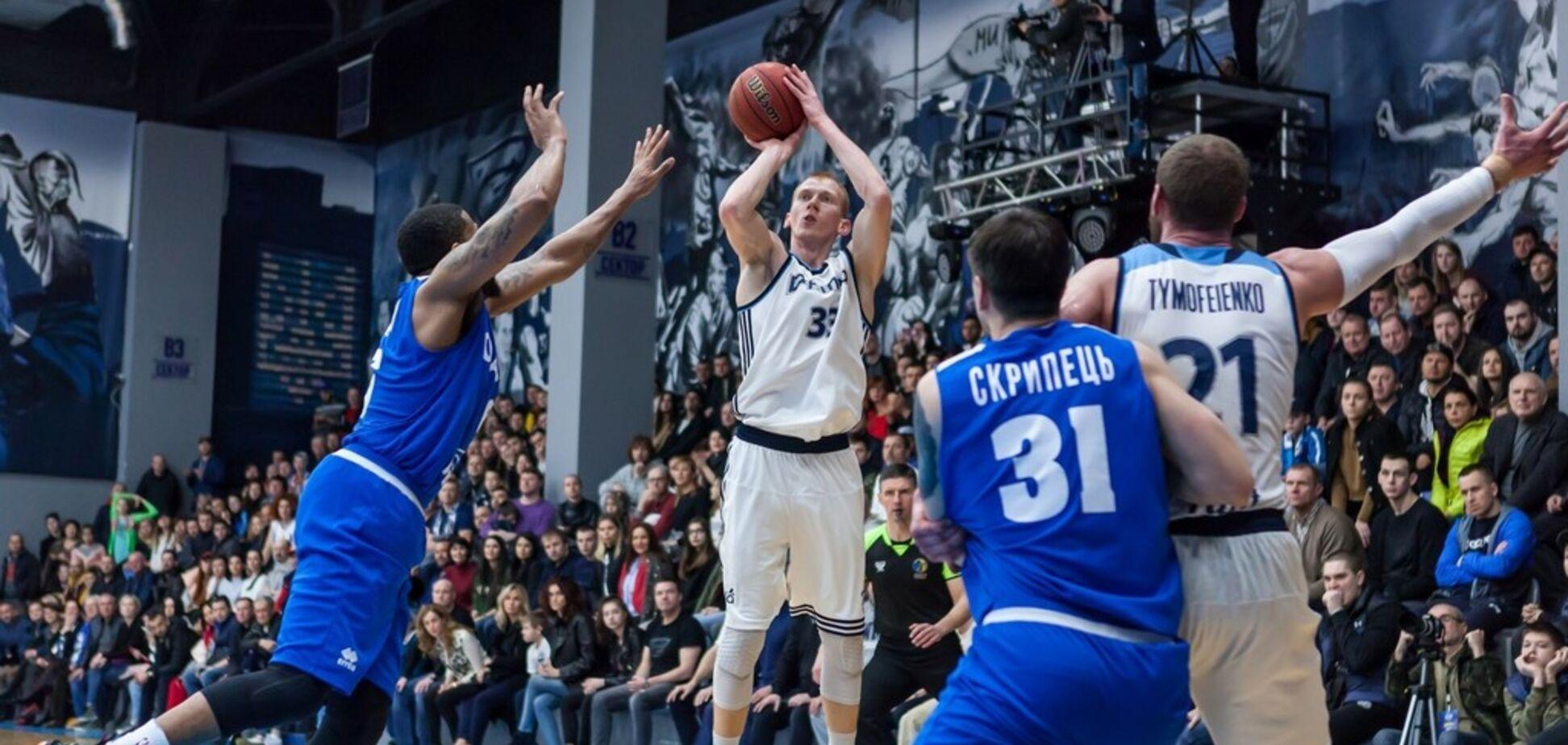 Определился победитель Кубка Украины по баскетболу