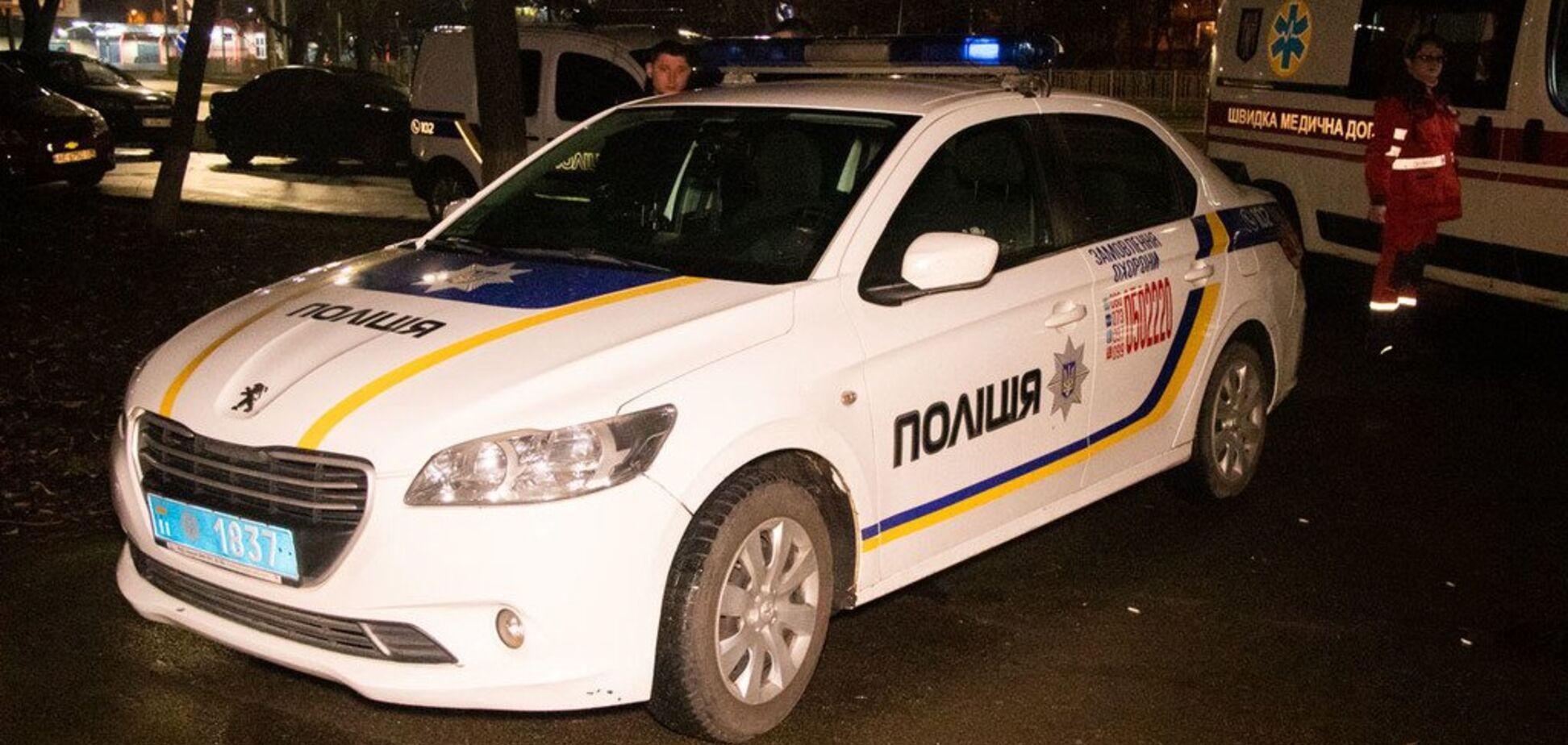 Голая пенсионерка выбросилась из окна в Киеве