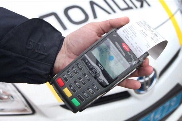 В Украине могут взлететь штрафы за нарушение ПДД