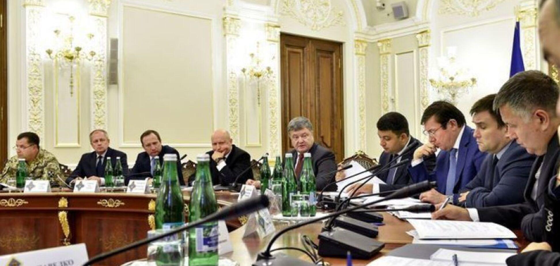 Україна приготувала покарання за вибори Путіна у Криму: до РНБО внесли документ