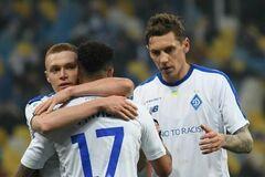 Футболист 'Динамо' отказался пробивать пенальти в матче Премьер-лиги