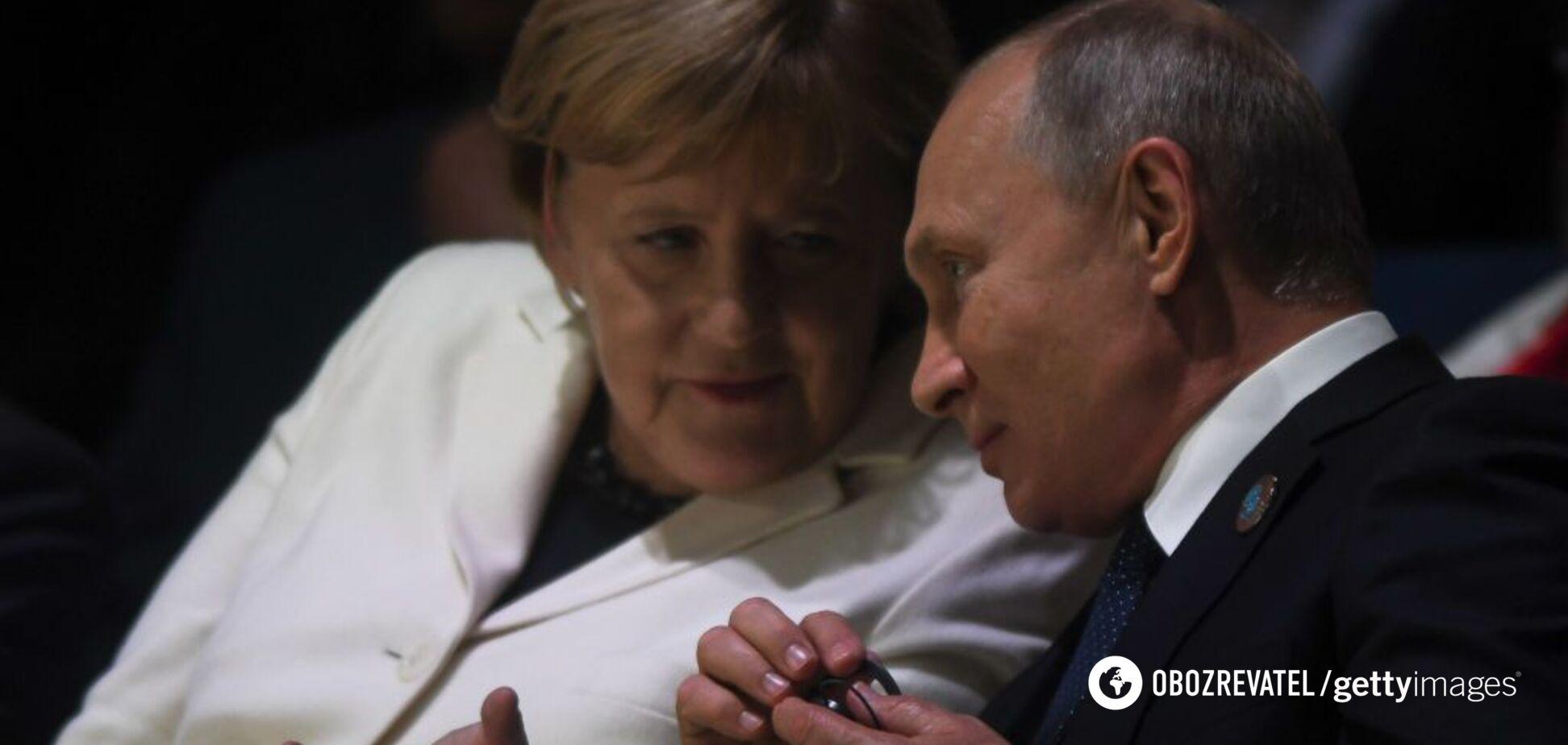 Путин просто несчастная жертва злобного Запада