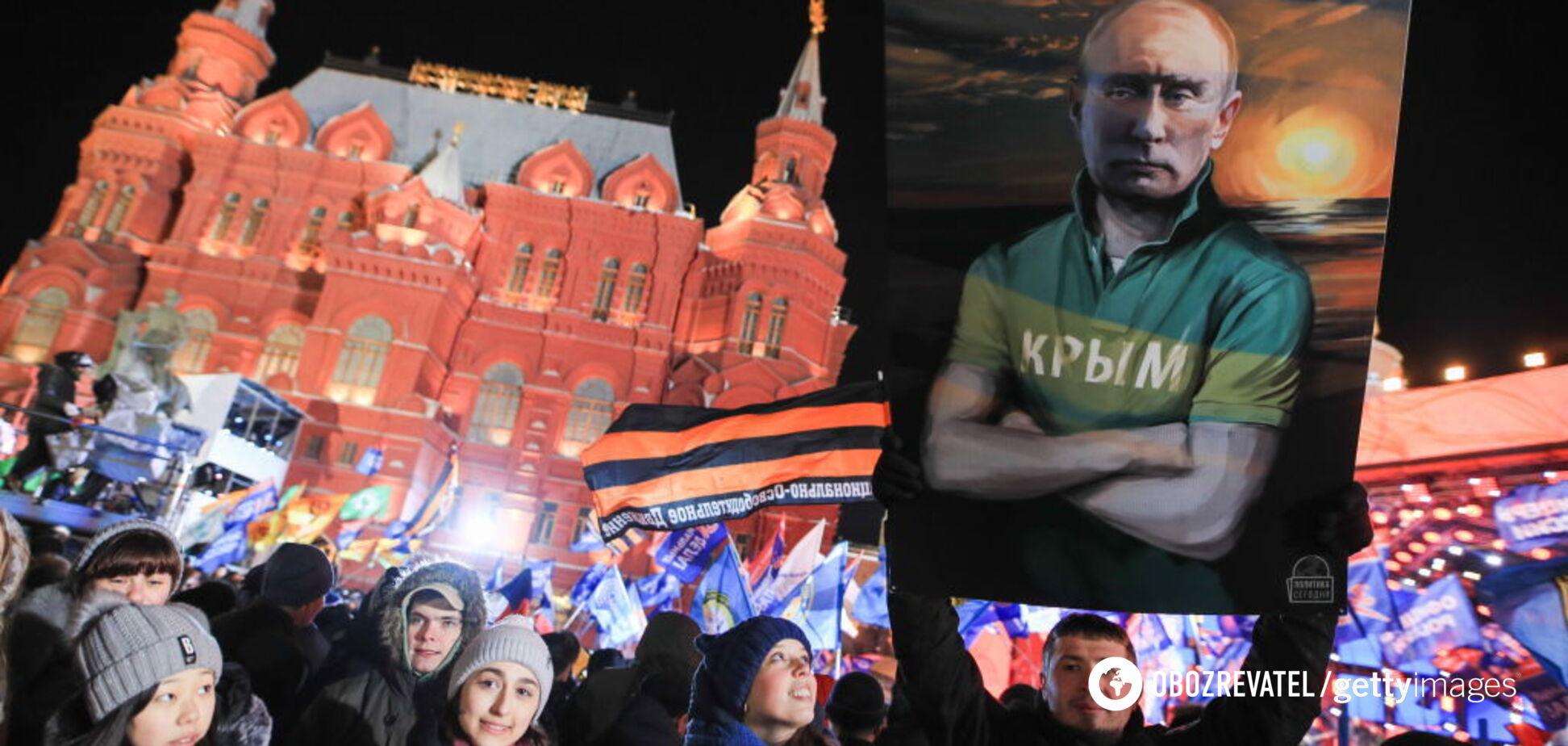 Крым превратился в яд