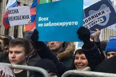Ситуация в России взрывоопасная, Путина еще никогда не хоронили