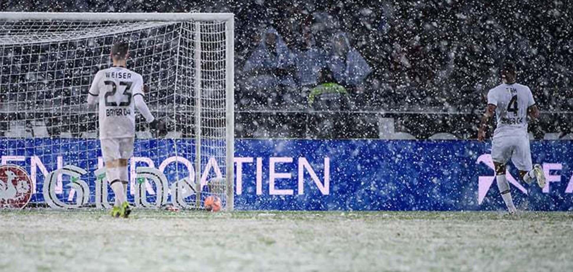 Состоялся самый необычный сейв года в футболе - опубликовано видео