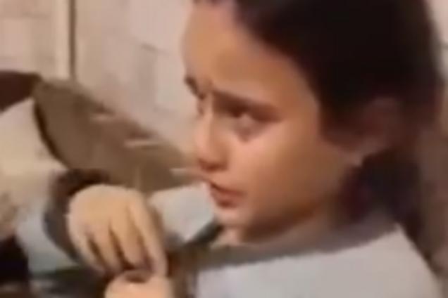 Девочка хочет в СССР