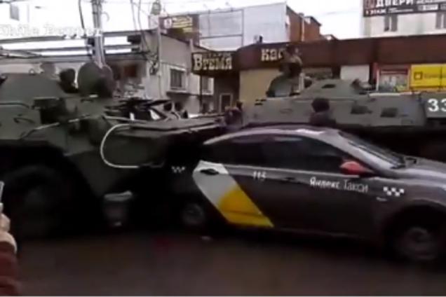 """В сети высмеяли россиян-""""захватчиков Украины"""""""