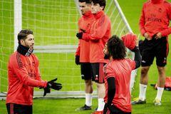 Лідери 'Реала' зчепилися на тренуванні — ЗМІ