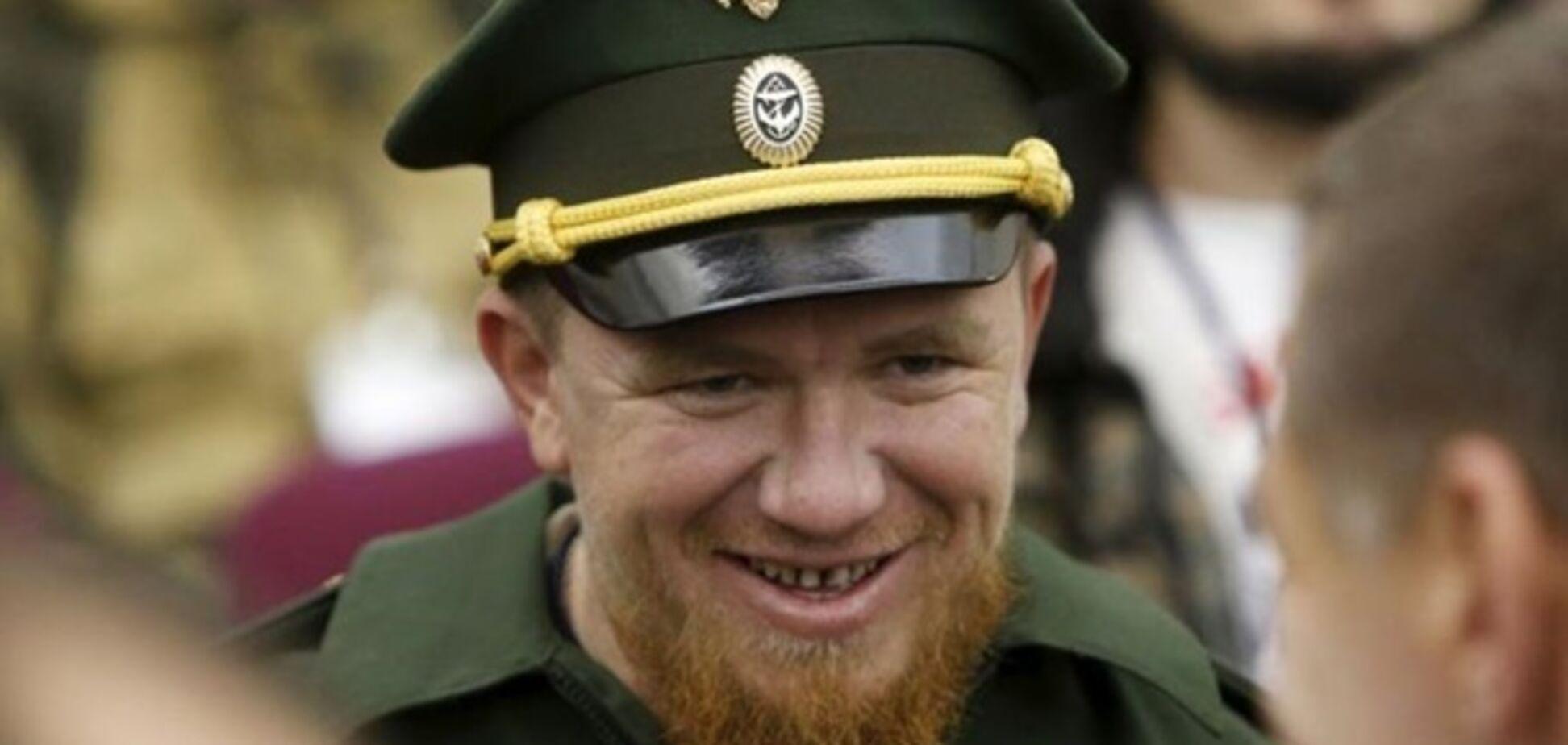 В Донецке появился мурал экс-главаря 'ДНР' Моторолы: в сеть попали фото и видео